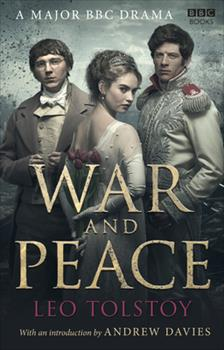 Paperback War and Peace: Tie-In Edition to Major New BBC Dramatisation Book