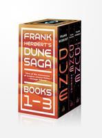 Dune Series: Vol. 1-3 - Book  of the Dune