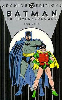 Batman Archives, Vol. 2 - Book  of the DC Archive Editions
