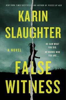 Hardcover False Witness Book