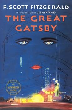 The Great Gatsby 0743273567 Book Cover