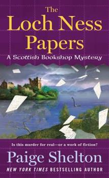 The Loch Ness Papers 1250252369 Book Cover