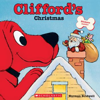 Clifford's Christmas - Book  of the Clifford the Big Red Dog