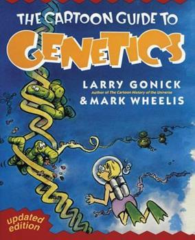 Paperback Cartoon Guide to Genetics Book