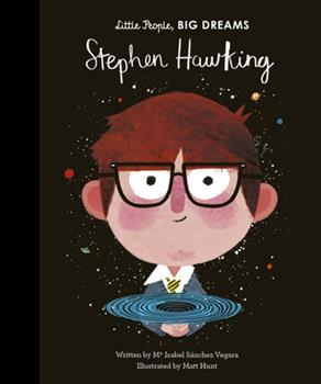 Stephen Hawking - Book #2 of the Pequeño & GRANDE