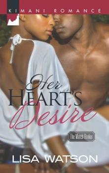 Her Heart's Desire - Book #2 of the Match Broker