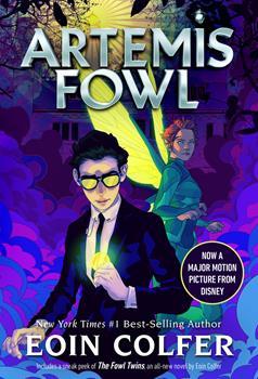 Paperback Artemis Fowl (Artemis Fowl, Book 1) Book