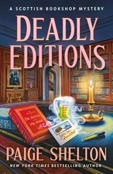 Deadly Editions 1250203902 Book Cover