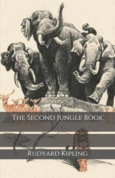 Paperback The Second Jungle Book