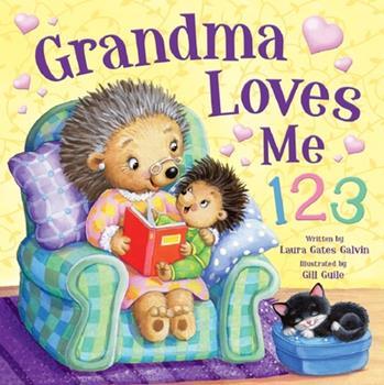 Board book Grandma Loves Me 123 Book