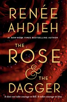 Paperback The Rose & the Dagger Book