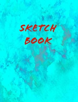 Paperback Sketch book: Notebook for Drawing, Writing, Painting, Sketching or Doodling, 120 Pages, 8.5x11 Book