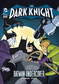 The Batman Undercover - Book  of the Dark Knight
