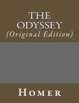 The Odyssey - Book  of the Classics Illustrated UK Re-Issue
