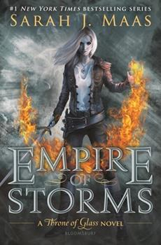 Hardcover Empire of Storms Book