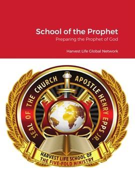 Paperback School of the Prophet Book