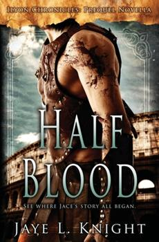 Half-Blood - Book  of the Ilyon Chronicles #0.6