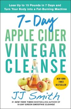 7-Day Apple Cider Vinegar Cleanse 1982118075 Book Cover