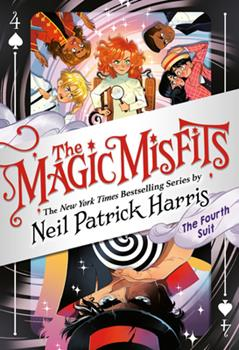 Hardcover The Magic Misfits: the Fourth Suit Book