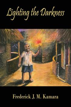 Paperback Lighting the Darkness: The Story of My Conquest of Blindness and Traditional Myths and Misconceptions About Persons with Disabilities Book