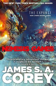 Nemesis Games - Book #5 of the Expanse