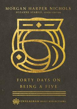 Hardcover Forty Days on Being a Five Book