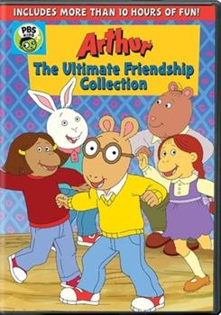 DVD Arthur: The Ultimate Friendship Collection Book