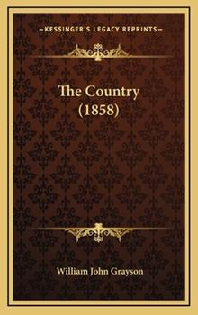 Hardcover The Country Book