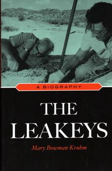 The Leakeys: A Biography - Book  of the Greenwood Biographies
