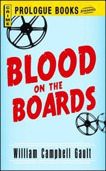 Blood On The Boards 1440557918 Book Cover