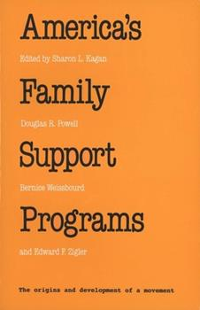 Paperback America's Family Support Programs Book