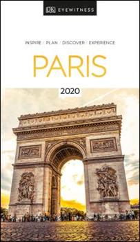 Paris (Eyewitness Travel Guides) 0751396133 Book Cover