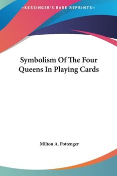 Hardcover Symbolism of the Four Queens in Playing Cards Book