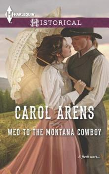 Wed to the Montana Cowboy - Book #1 of the Walker Twins