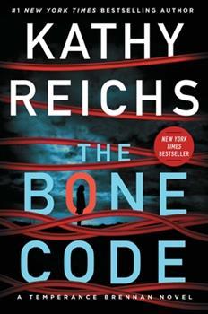 Hardcover The Bone Code, 20: A Temperance Brennan Novel Book