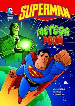 Superman 01: Der Meteor des Verderbens: Fischer. Nur für Jungs - Book  of the DC Super Heroes: Superman