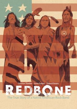 Paperback Redbone: The True Story of a Native American Rock Band Book