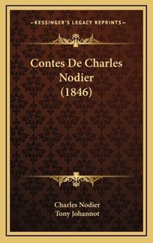 Hardcover Contes de Charles Nodier Book