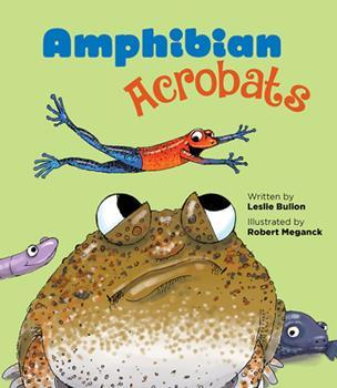 Paperback Amphibian Acrobats Book