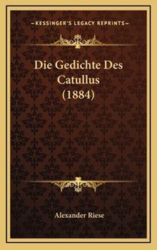 Hardcover Die Gedichte des Catullus Book