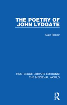 Paperback The Poetry of John Lydgate Book