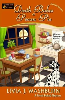 Death Bakes a Pecan Pie 172180949X Book Cover