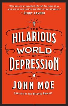 Hardcover The Hilarious World of Depression Book