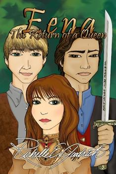 Eena, The Return of a Queen - Book #2 of the Harrowbethian Saga