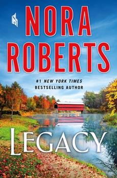 Hardcover Legacy Book