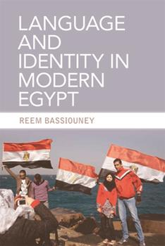 Paperback Language and Identity in Modern Egypt Book
