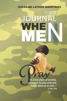 When Men Pray Daily Journal 1072037270 Book Cover