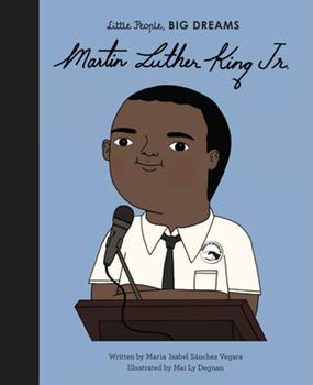 Martin Luther King Jr. - Book  of the Pequeño & GRANDE