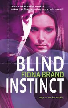 Blind Instinct 0778325814 Book Cover