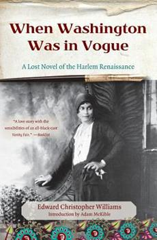 When Washington Was in Vogue: A Love Story 0060555467 Book Cover